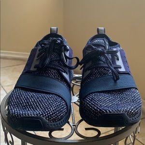 Under armor blue boy sneakers